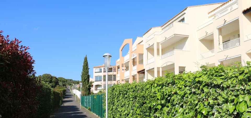 residence mer et soleil-our accomodations in regular vacation rental : RESID agency, holidays rental Cap d'Agde