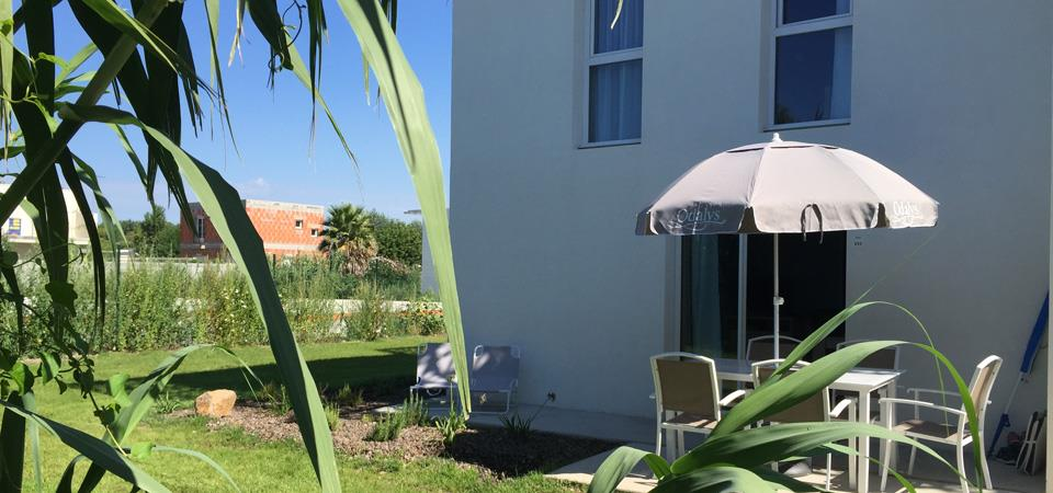 residence nakara-our accomodations in regular vacation rental : RESID agency, holidays rental Cap d'Agde