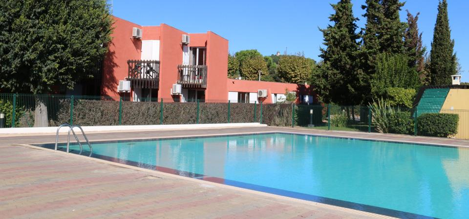 our accomodations in regular vacation rental : residence tennis village: RESID agency, real estate Cap d'Agde, RESID agency