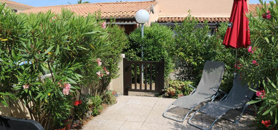 residence port venus village our accomodations in naturist rental by week : RESID agency holidays rental Cap d'Agde